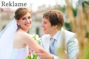 Opbyg din egen bryllups-side, præcist som DU vil