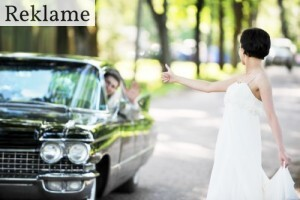 Bryllup med bryllupskoordinator